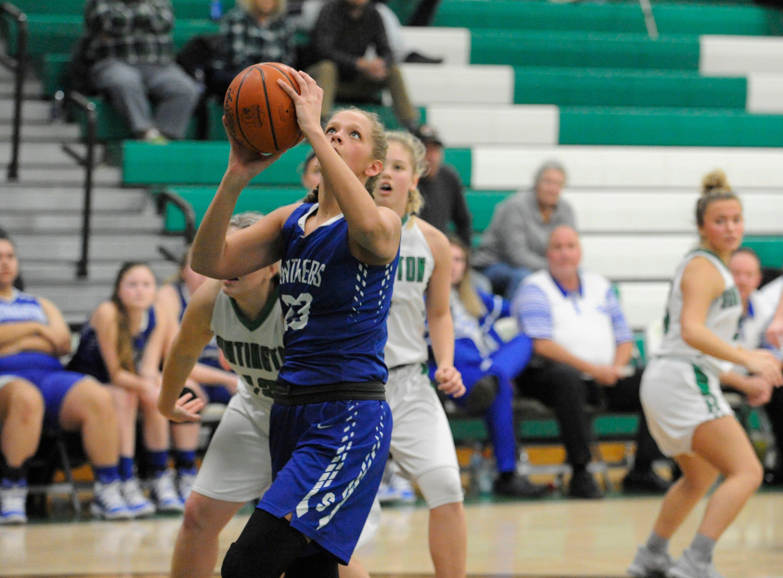 Huntington girls basketball defeated Southeastern 51-45 Tuesday night at Huntington High School, moving to 4-2 on the season.