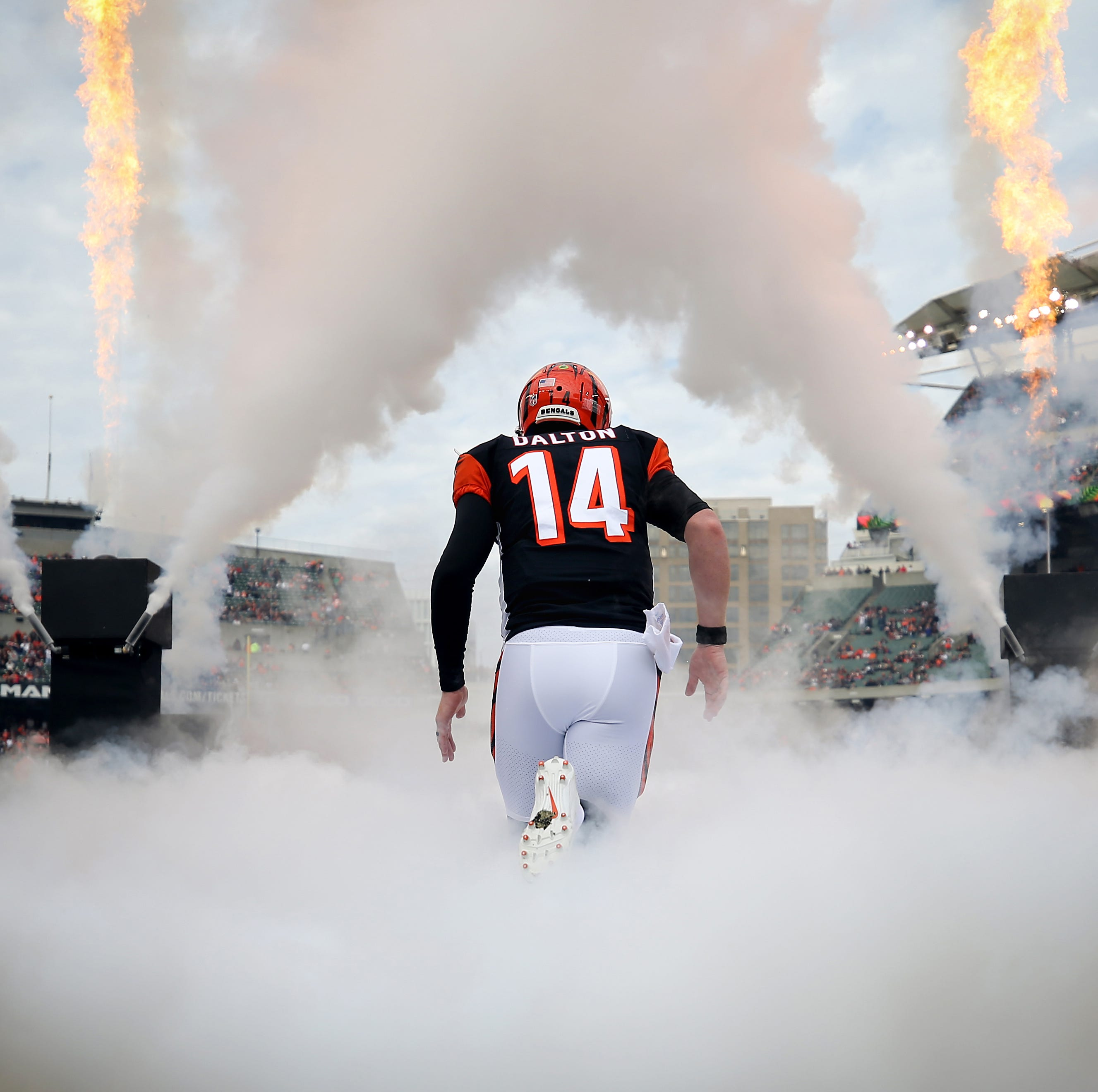Who will the Cincinnati Bengals draft? The great quarterback debate