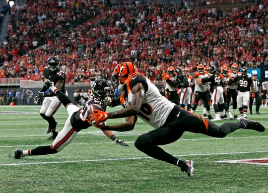 A.J. Green caught a game-winning touchdown in a memorable Week 4 win this year. Doing it again this year would mean more than that.