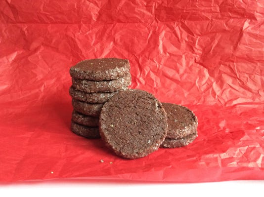 Chocolate Pepper Cookie2