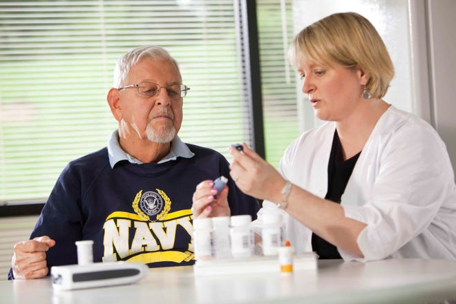 Unlike private sector hospitals, veterans who qualify can benefit from VA care and programs free of charge.