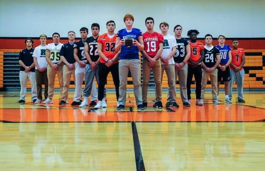 2018 Cn Football First Team Defense