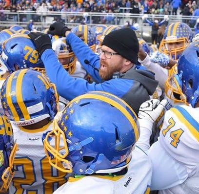 North Brunswick's Cipot is Home News Tribune Football Coach of the Year