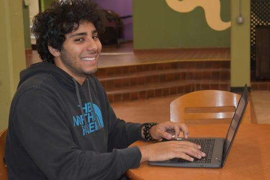 Rvcc Student Andru Gonzalez
