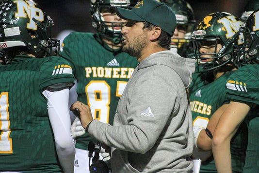 Chet Parlavecchio Jr New Providence Football Coach 10 12 18 Muccilli