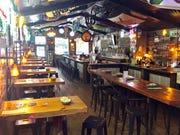 The Cellar Peanut Pub in Pella