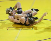 Southeast Polk's Lance Runyon was one of seven champs for the Rams at the Red Owens Holiday Classic over the weekend.