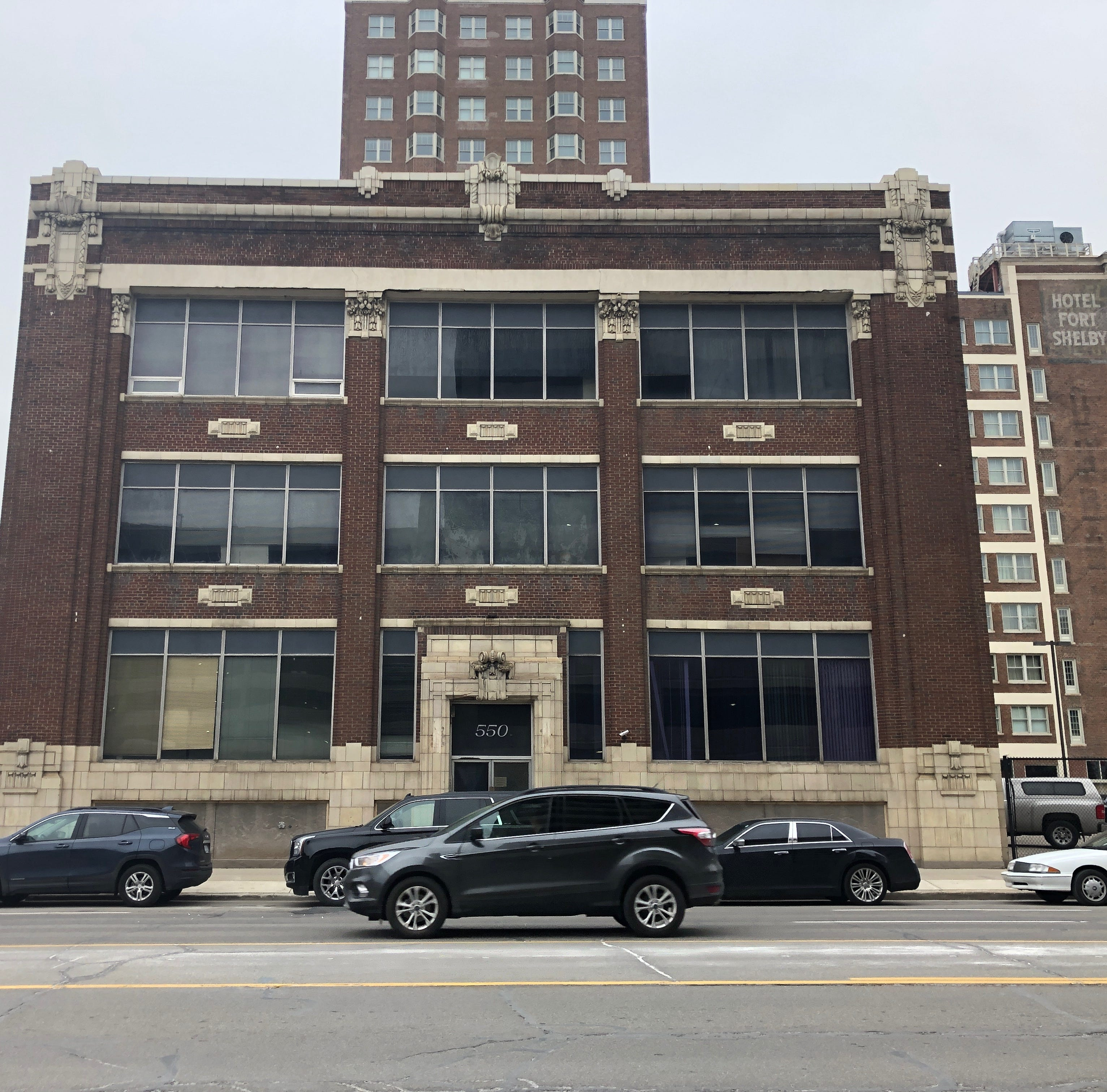 Plans to level historic Detroit building for parking causes a stir