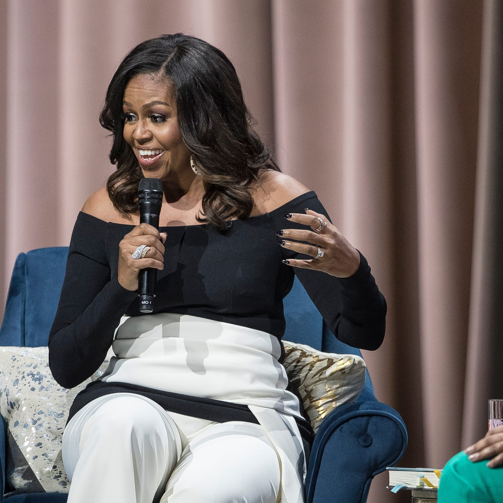 Michelle Obama in Detroit: America is 'a little lost right now'