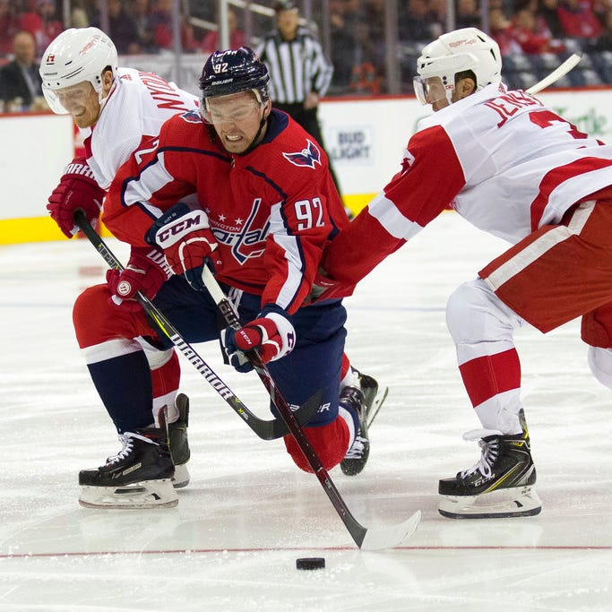 Why Detroit Red Wings will move on quickly from Washington loss