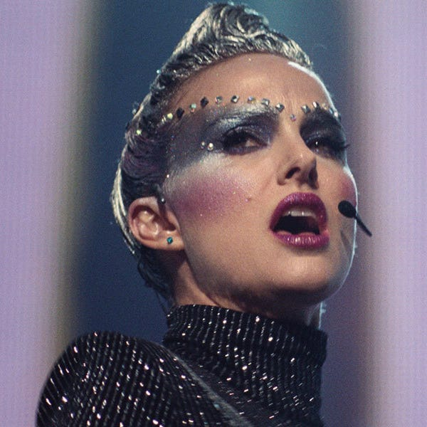 Review: Natalie Portman fierce in daring 'Vox Lux'