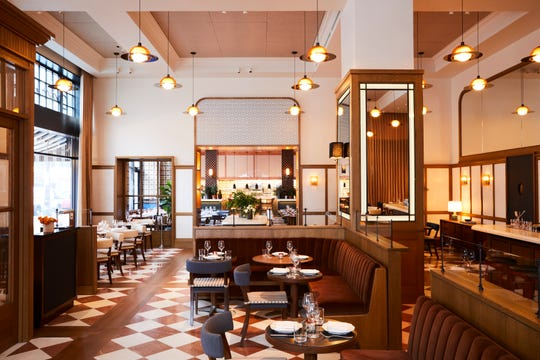 San Morello will open Tuesday inside the Shinola Hotel in downtown Detroit.