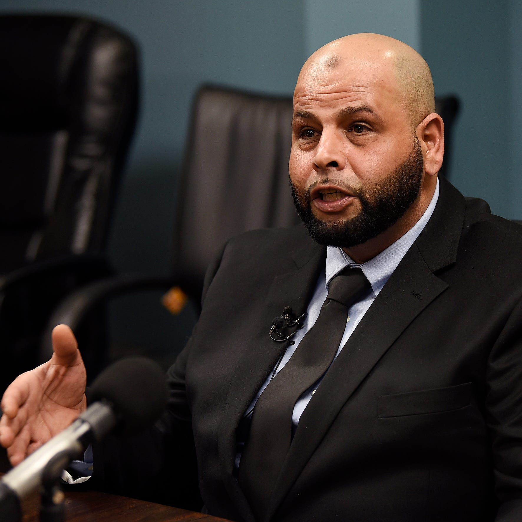 Wrongfully convicted man sues city, Detroit cop for $105M