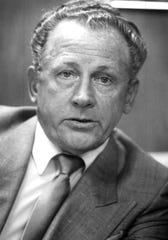 Edger Ed Scribner - Labor leader