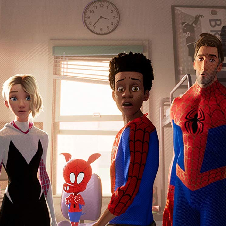 Review: 'Into the Spider-Verse' an animated wonder