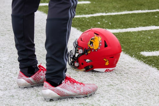 Ferris State (12-1) lost 49-47 to Valdosta State in the title game last year.