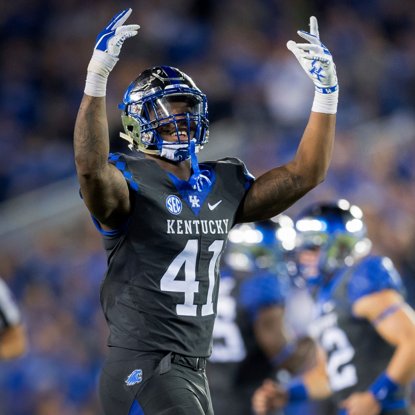 Lions get Kentucky edge rusher Josh Allen in McShay's mock