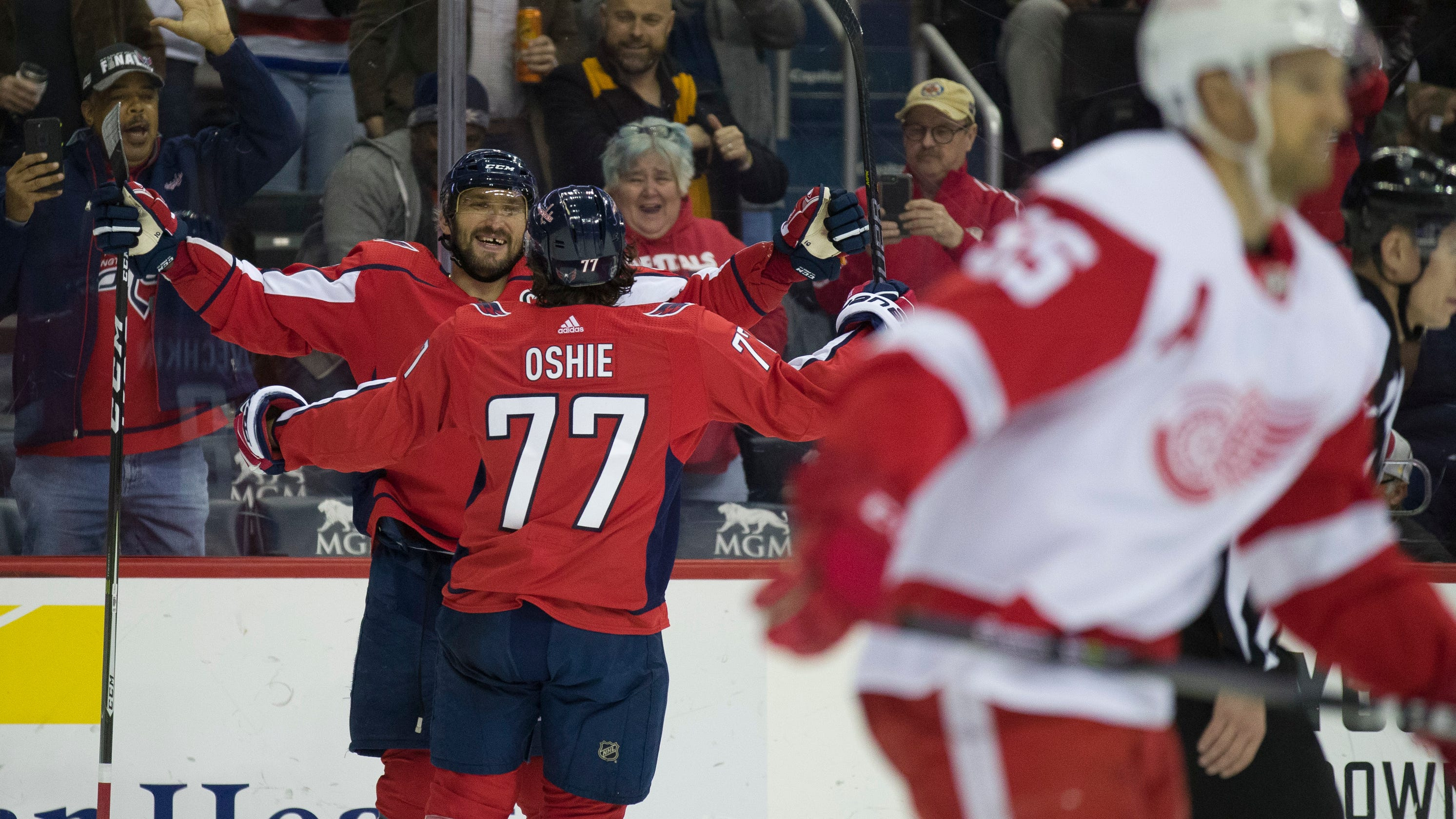 Red Wings have no answer to Washington as Capitals roll 6-2 a05b72b74