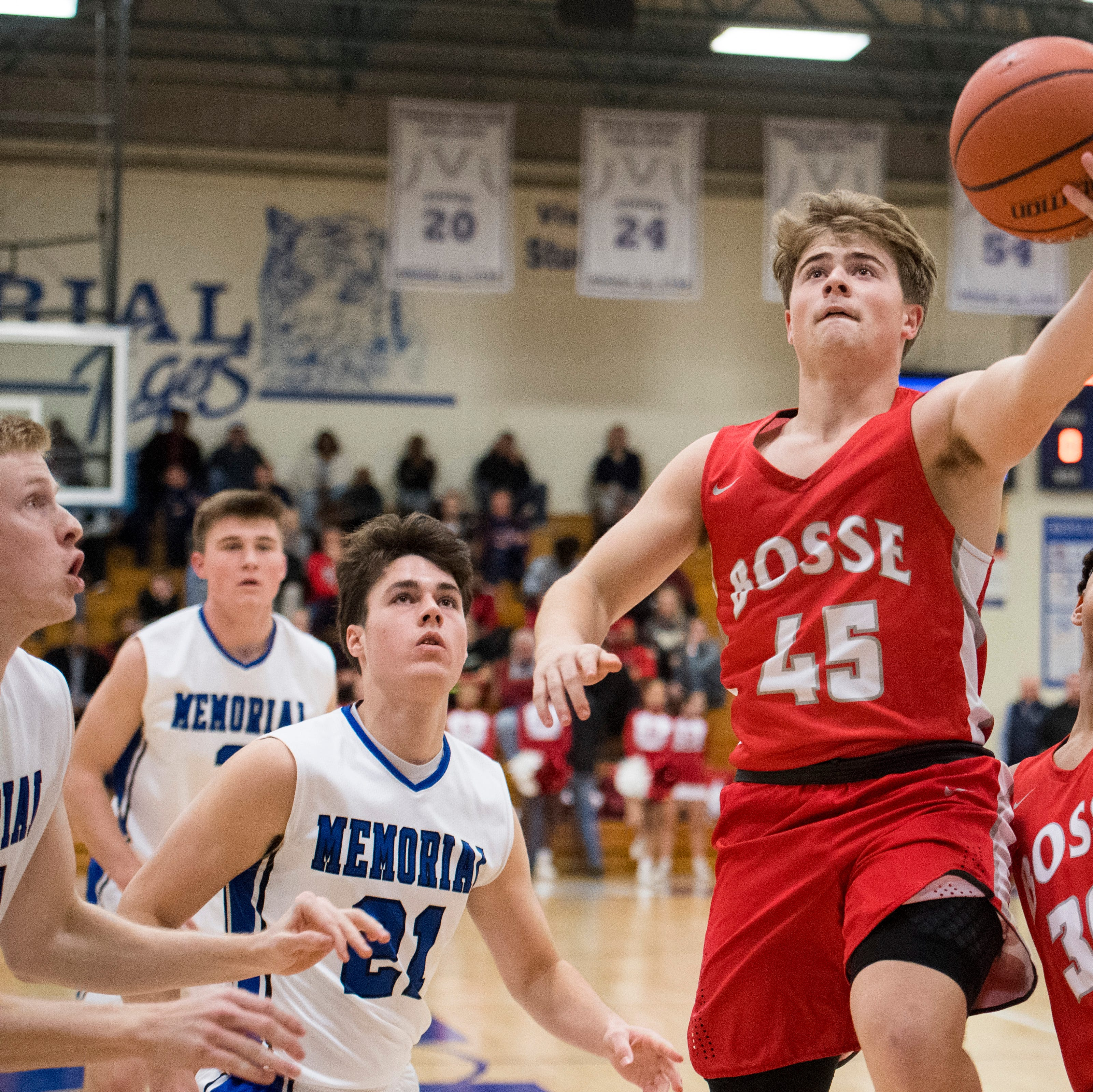 Bosse point guard Kolten Sanford out indefinitely with a broken foot