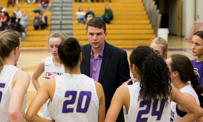 Coach Matt Hower and his Fort Collins High School girls basketball team will host Windsor at 5 p.m. Tuesday in the first game of a girls-boys doubleheader between the two schools. The boys game is scheduled to start at 6:30 p.m.
