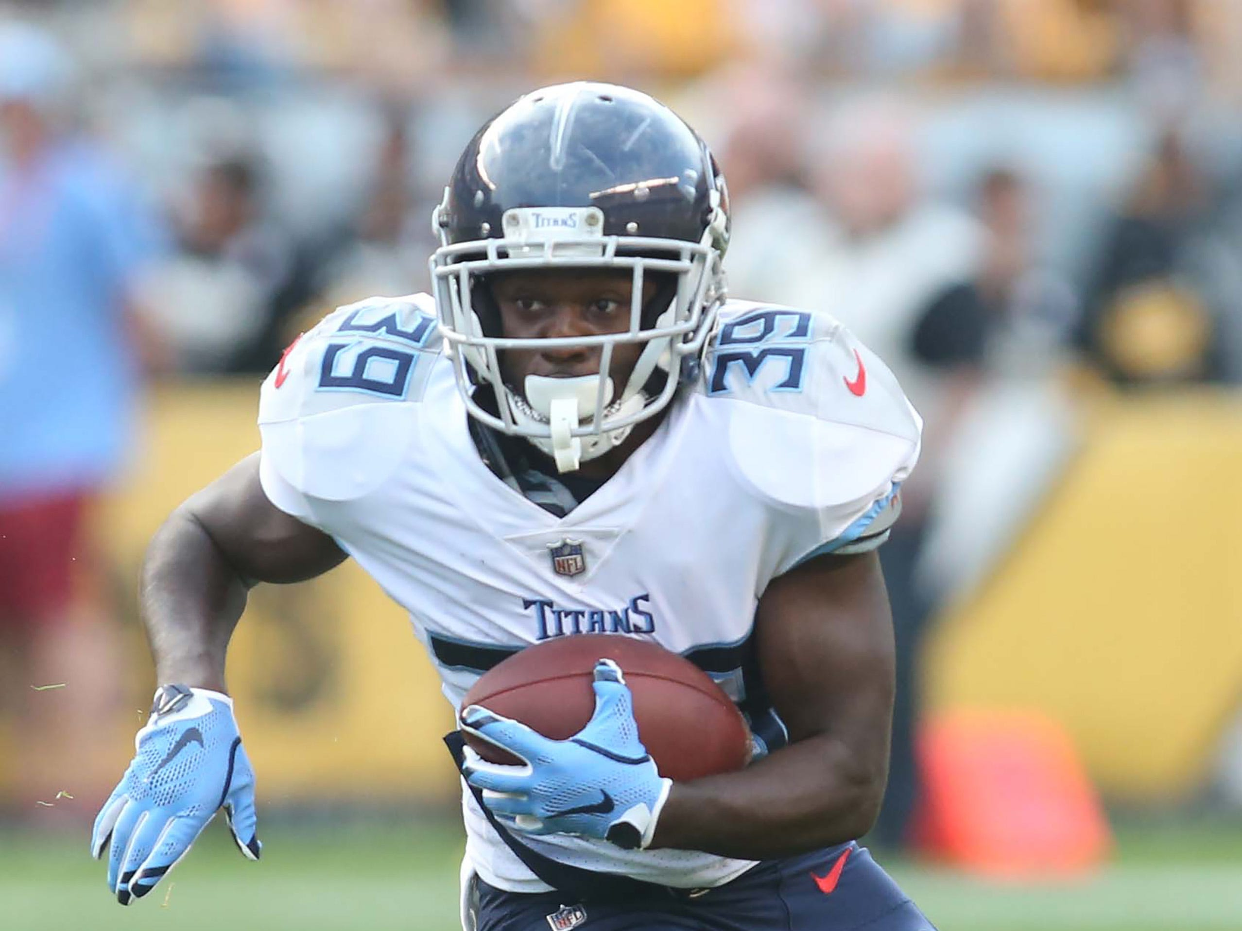 Dalyn Dawkins spent time this season on the Tennessee Titans active roster, but was released earlier in December.