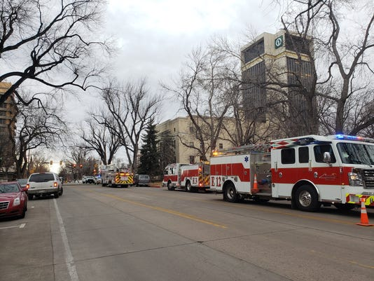 Masonic Temple fire 3