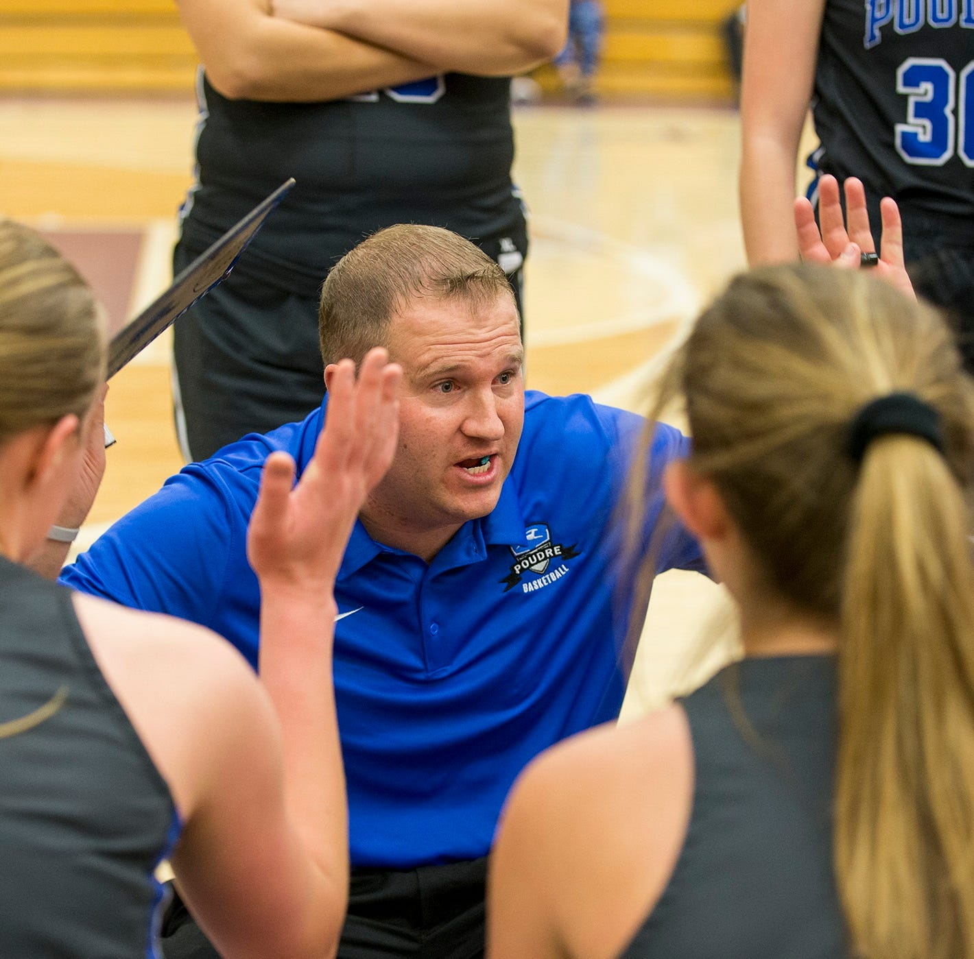 Poudre basketball coach Deric Yaussi steps down to take girls basketball job at Severance