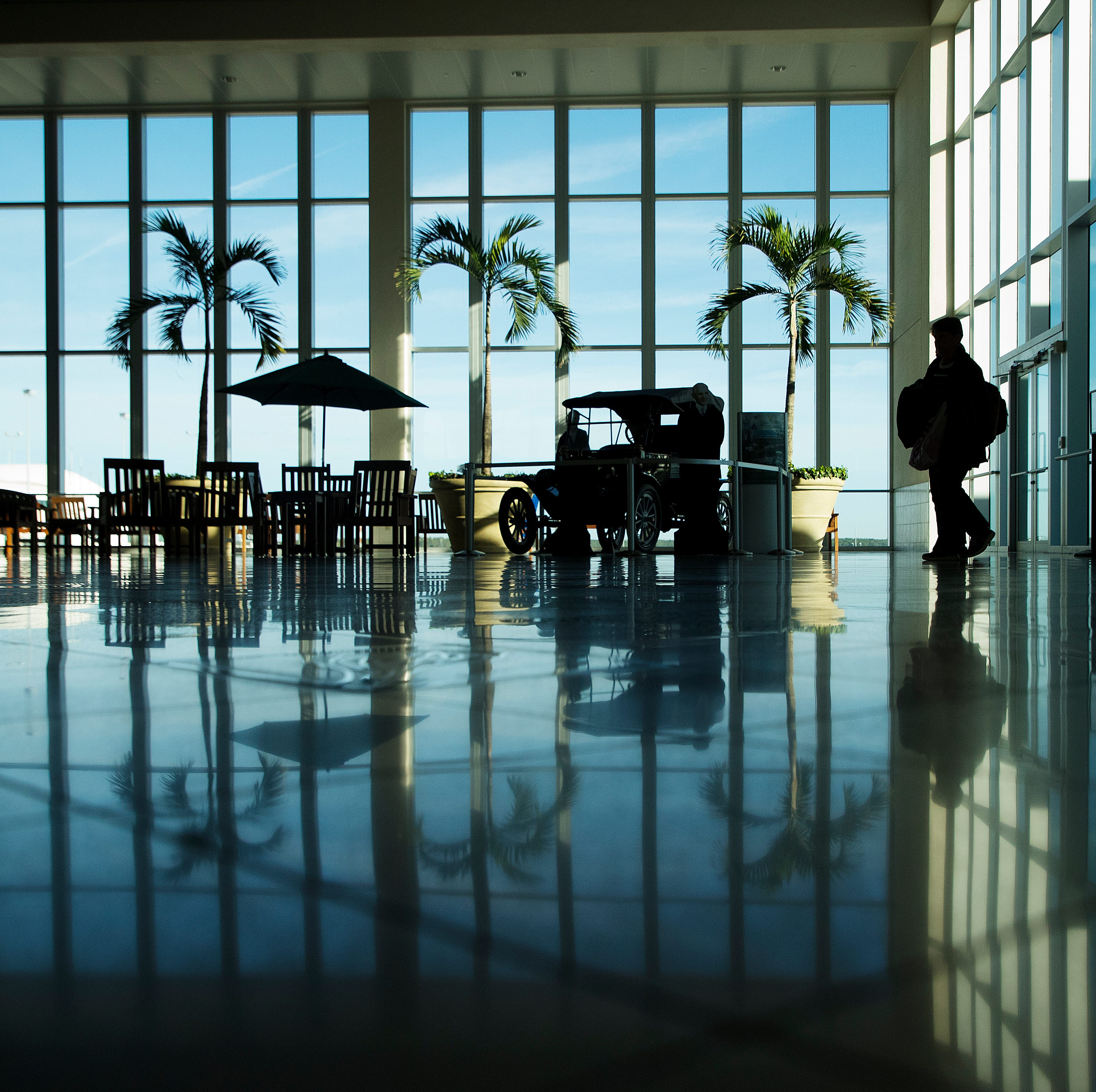 Southwest Florida International Airport upgrades amenities before season's travel crunch