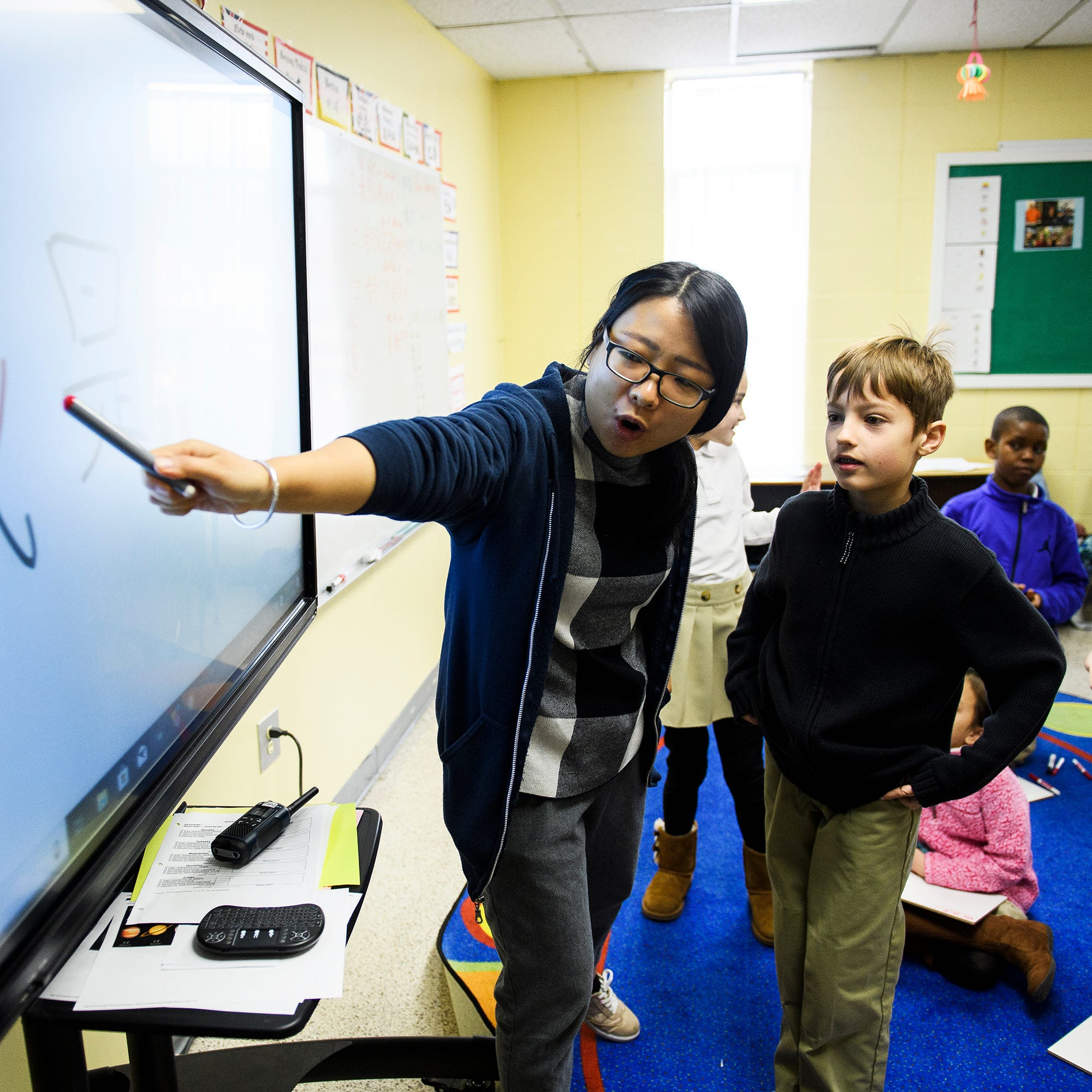 Want your child to learn a second language? Greenville has scarce learning opportunities