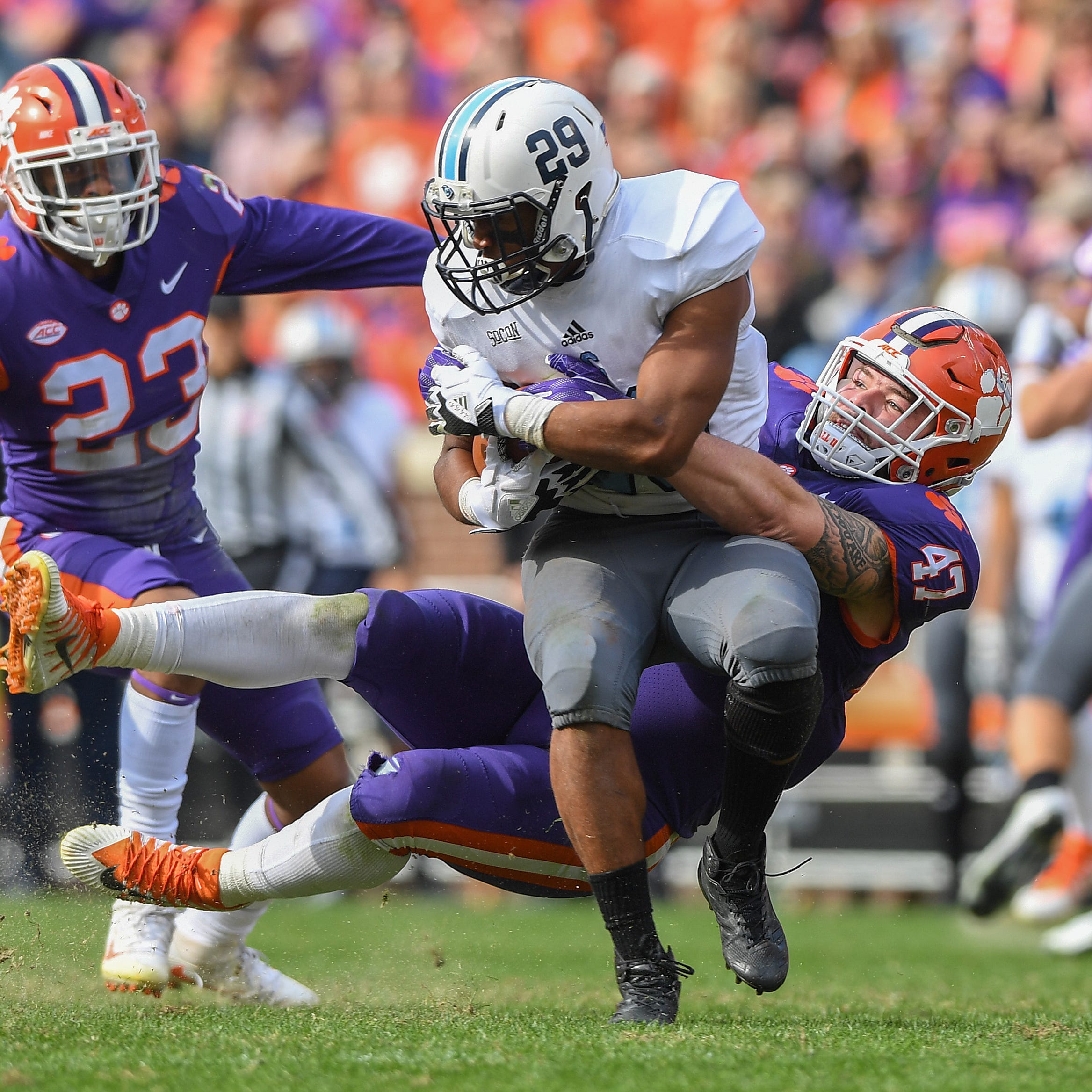 Finding new linebackers will be major focus of Clemson's rebuilding effort on defense