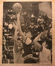 LeeAnn Lanning was one of many fantastic players who represented the Havre Blue Ponies over the last 40-plus years. Lanning is among those named to the Tribune's Greatest Of All-Time Havre girls' basketball team.