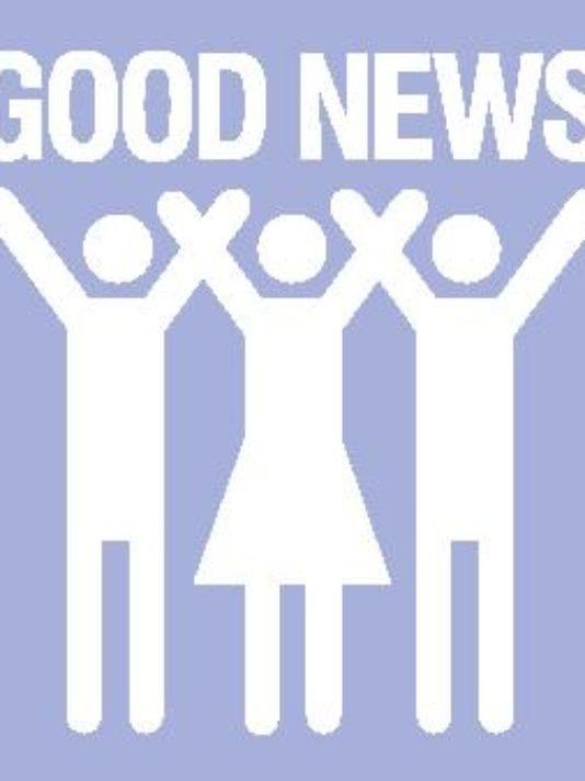 Good News Roundup 1