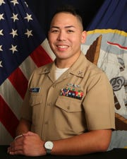 Electronics technician second class Benito I. Cruz serves as AN/GPN-30 Digital Airport Surveillance Radar Course supervisor and instructor. Cruz was announced as the 2018 Military Instructor of the Year finalist, junior enlisted category, for Naval Education and Training Command in Pensacola at a ceremony onboard Naval Air Station Pensacola at the National Naval Aviation Museum Dec. 5.  He is the son of Frances and Benito-Paul Cruz of Barrigada.