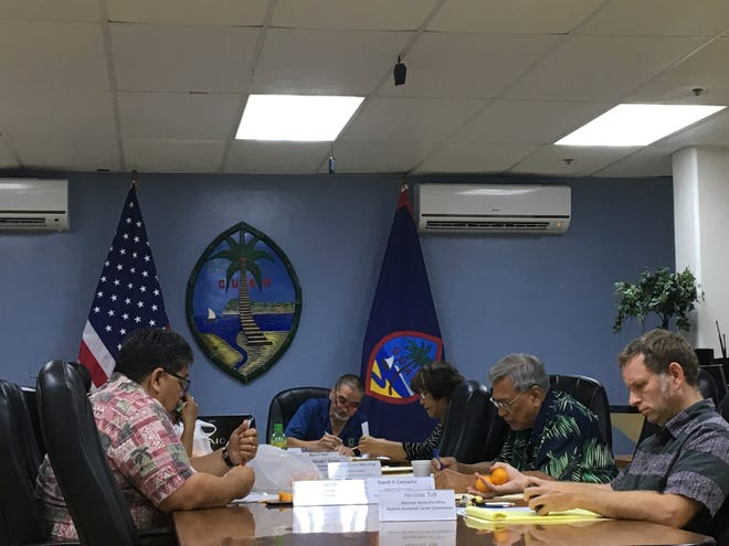 The Guam Ancestral Land Commission holds a meeting on Dec. 12.