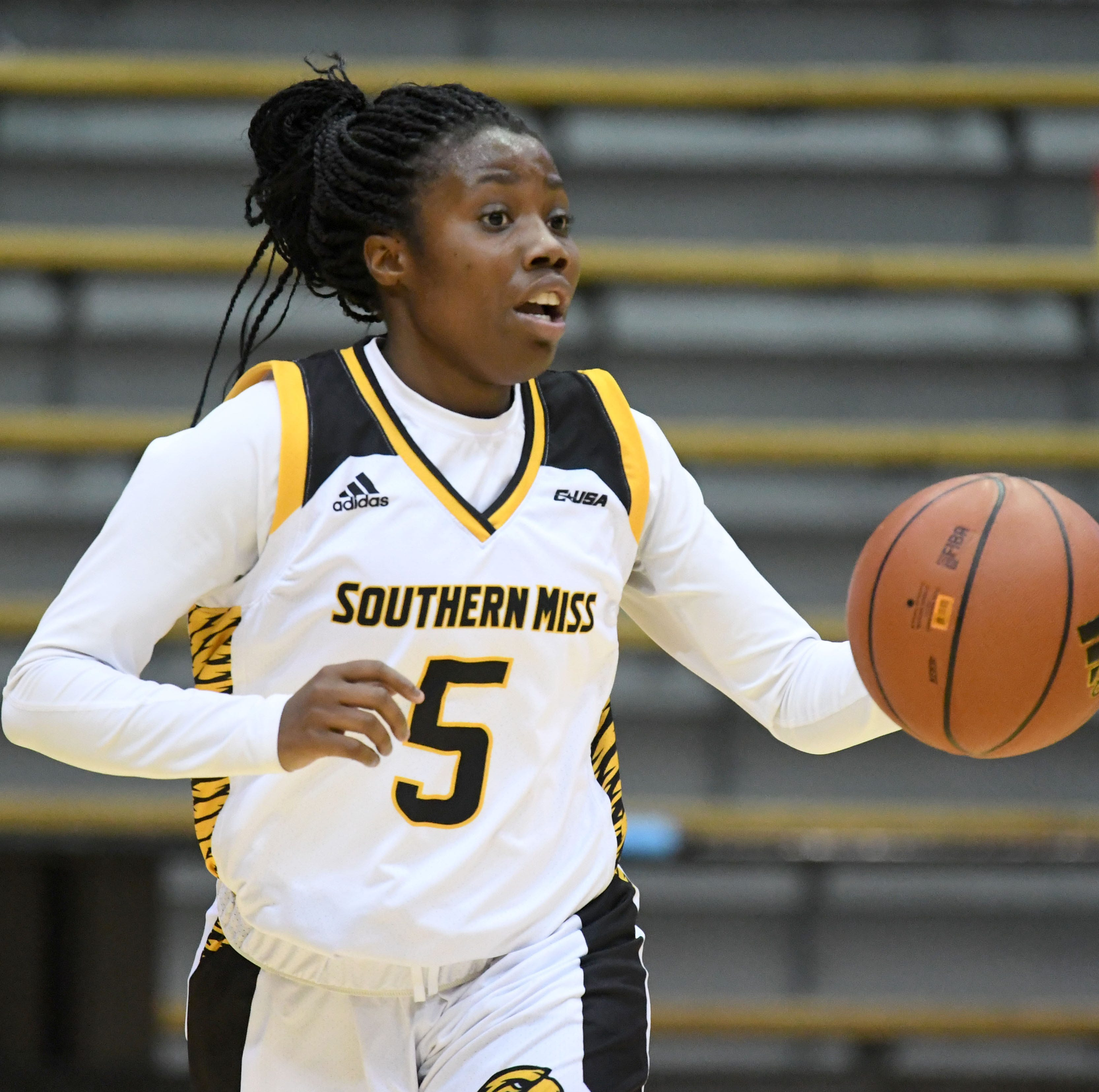 Southern Miss women hold off Nicholls to advance to second round in WBI