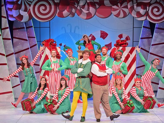 "The final production of ""Elf the Musical"" is scheduled Dec. 31 at Beef & Boards."