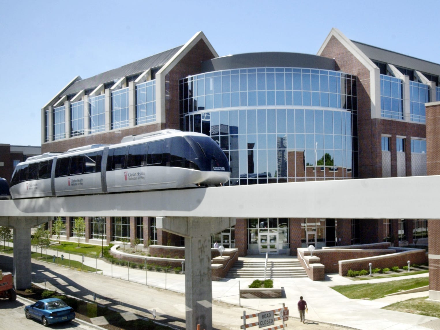 End of the line as IU Health's $44 million People Mover will move people no more