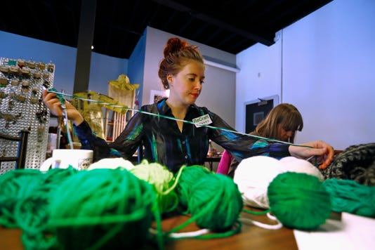 Recraft Offers Secondhand Arts And Supplies To The Community Teaches Crafting And Gives Back To Those In Need
