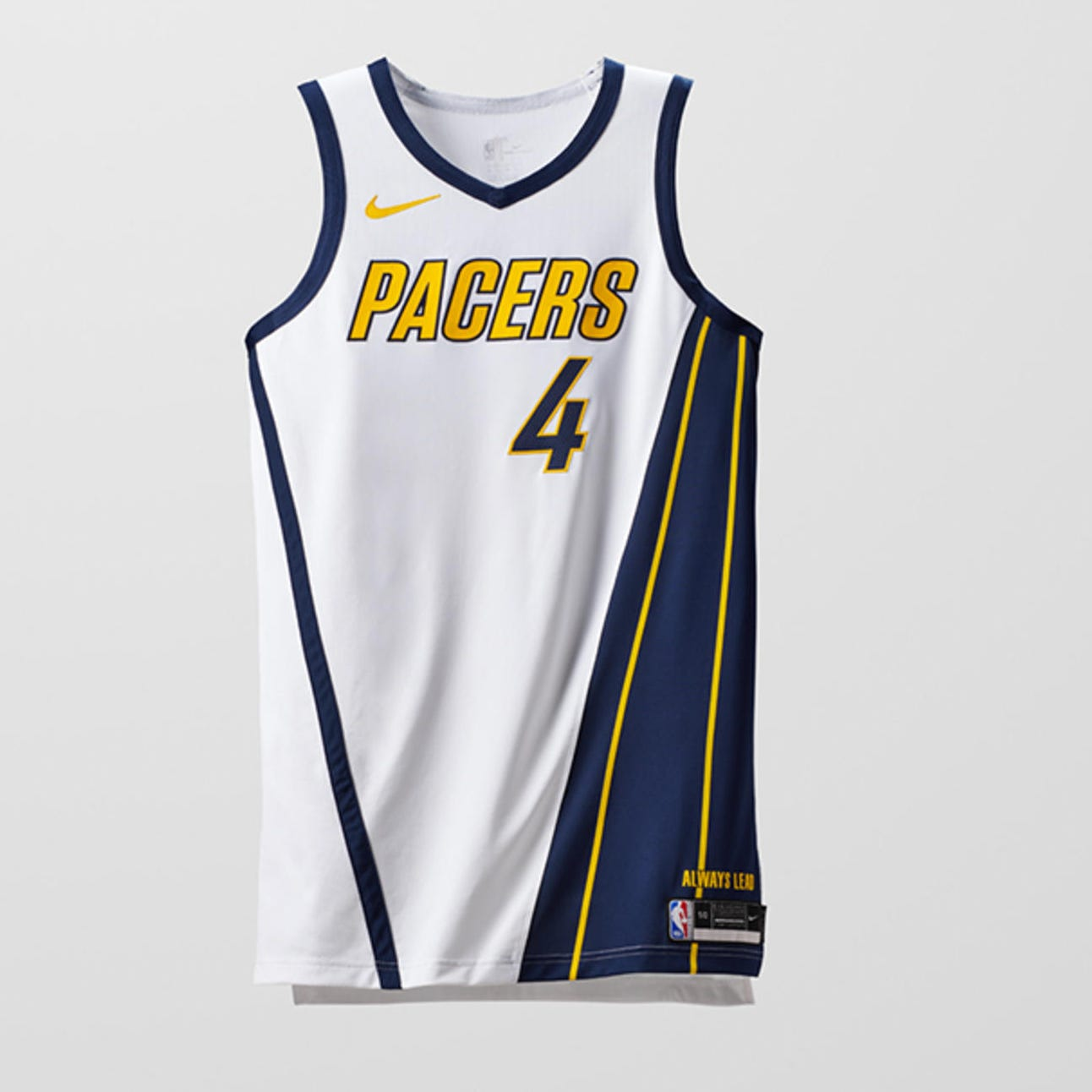 NBA awards Indiana Pacers, 2018 playoff teams with Earned Edition uniforms