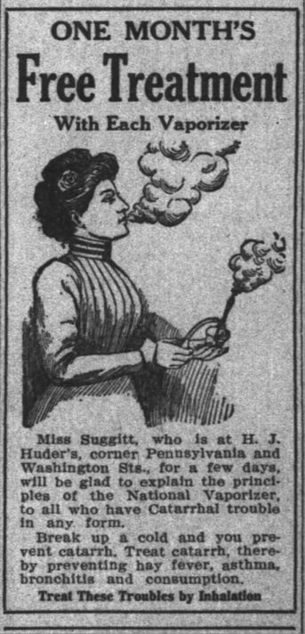 The Indianapolis News Fri May 15 1908