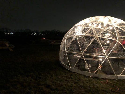 Igloo At Urban Vines