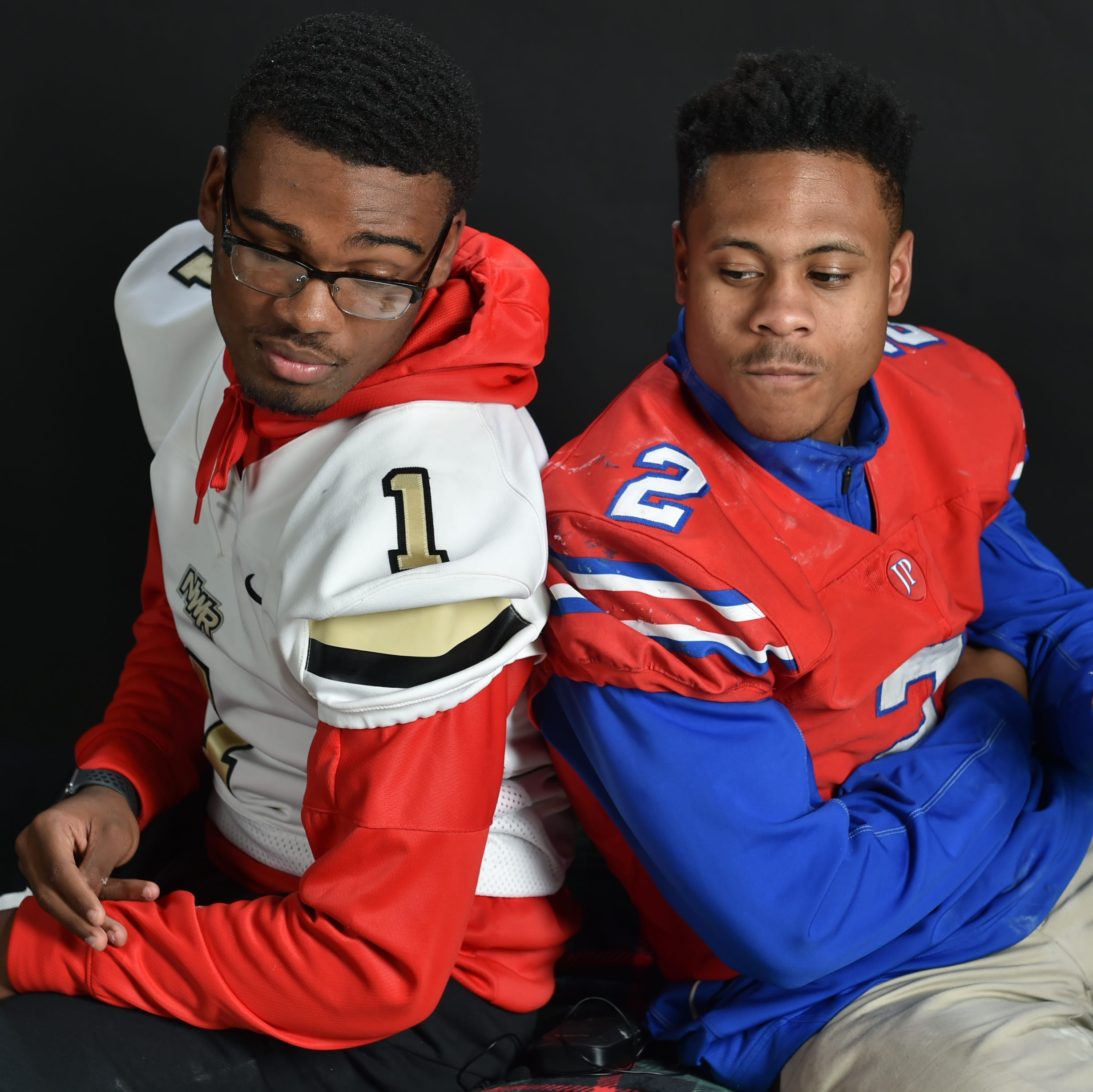 All four-star recruit Jarrian Jones wants for Christmas is... Jerrion Ealy?