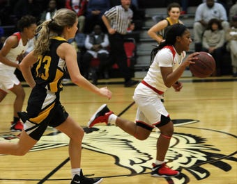 A 15-0 run in the third quarter helped South Side cruise past Scotts Hill