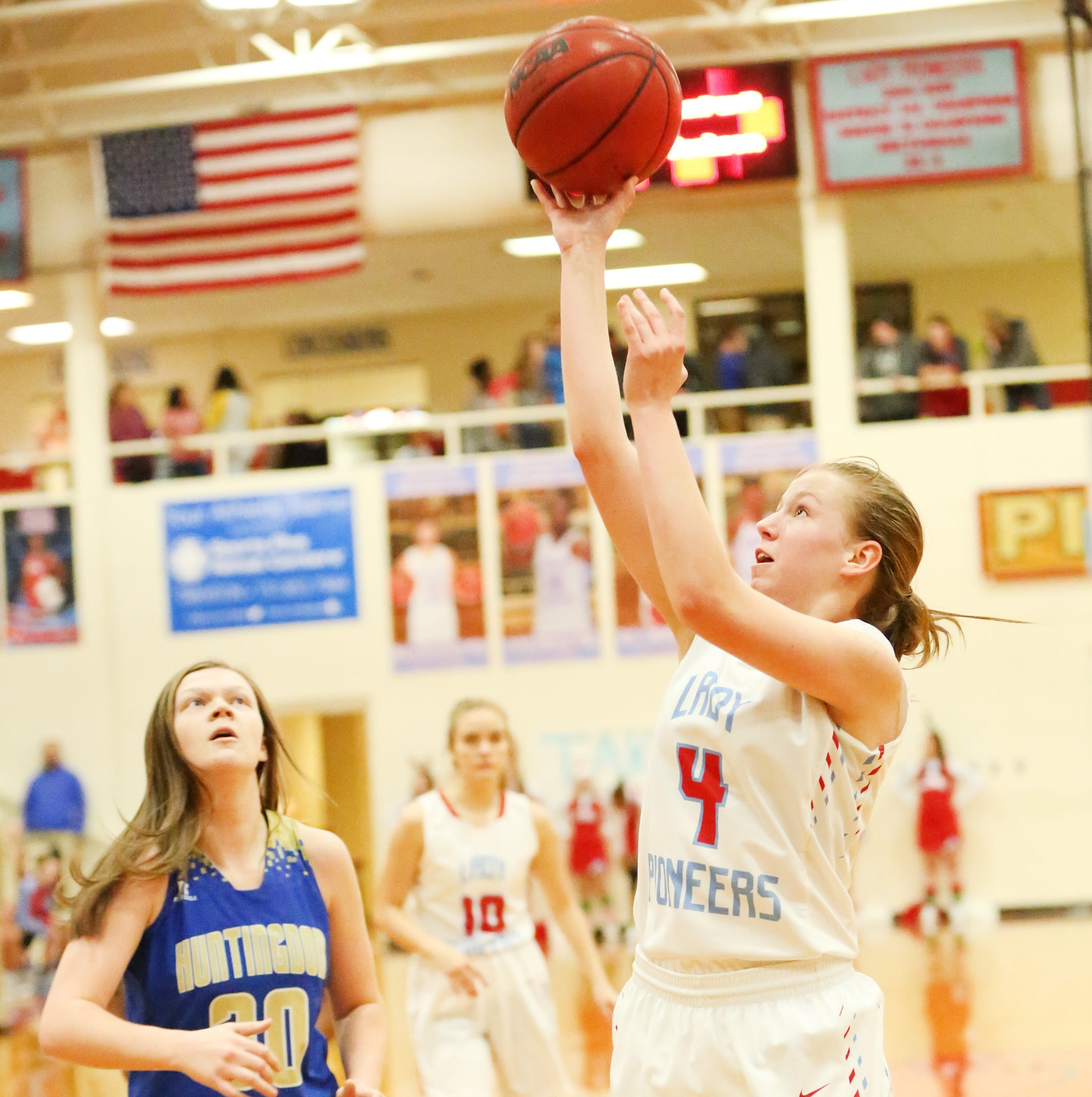 Gibson County girls basketball opens with 11 straight wins, 8 different leading scorers