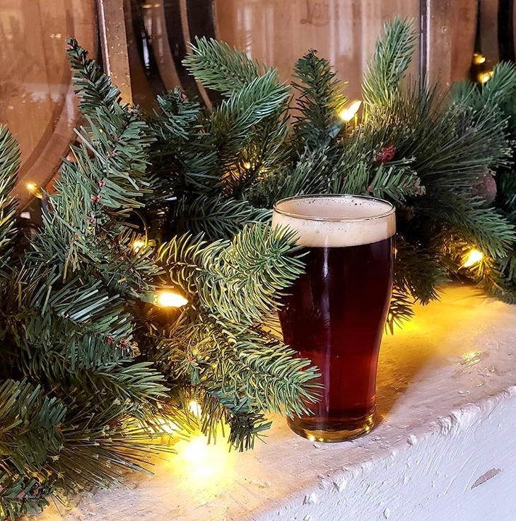 The 12 beers of Christmas: Knoxville breweries releasing these holiday-inspired drinks