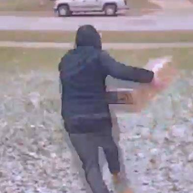 Howell police seek suspect after package stolen off porch