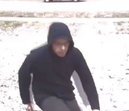 Howell police have released a picture of a man they said stole a package off a porch in the city on Dec. 11, 2018.