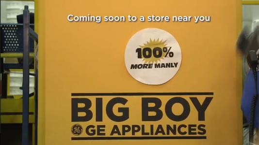 Big Boy appliances from GE Appliances