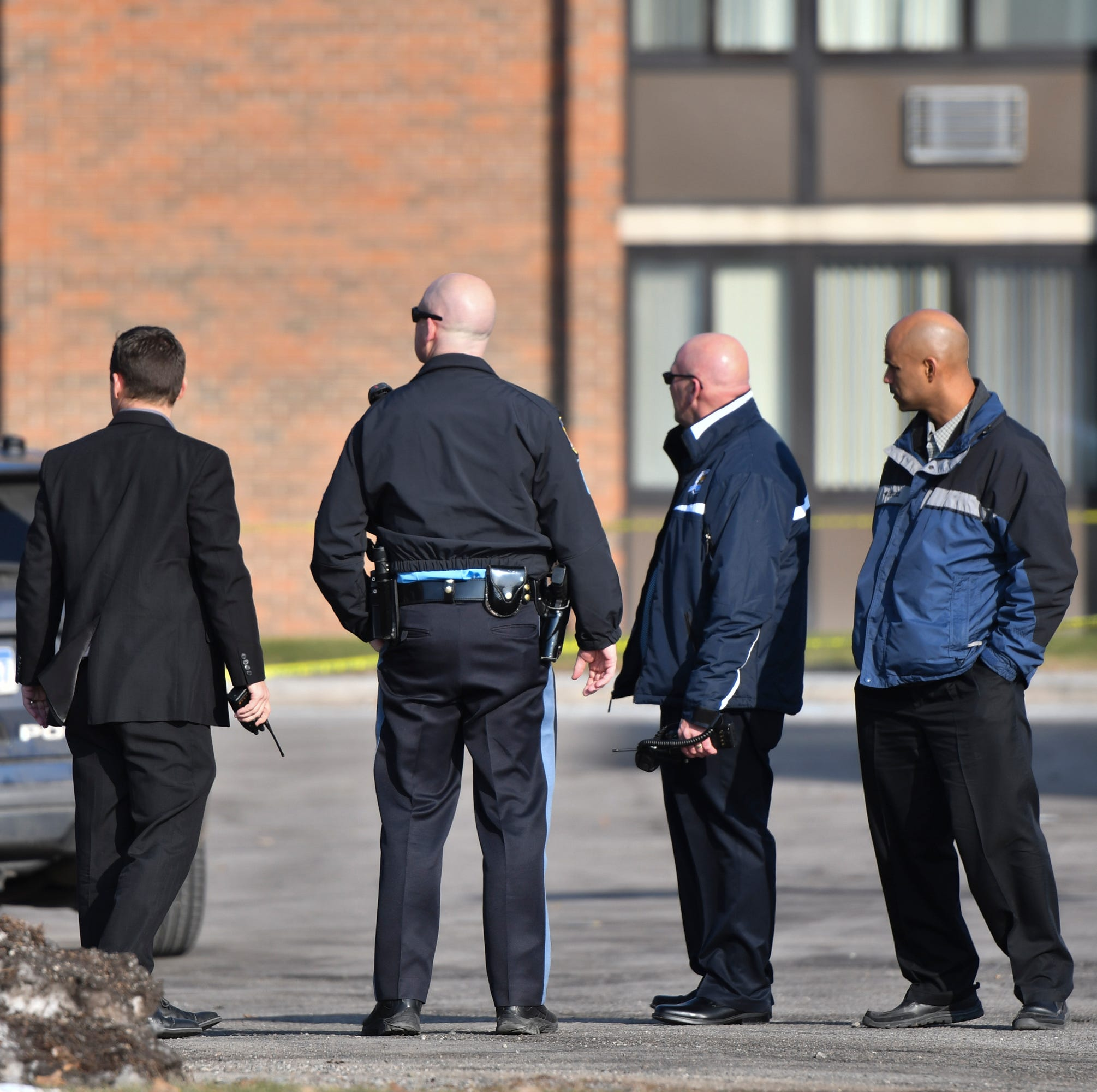 Police release name of man killed in shooting at public housing complex