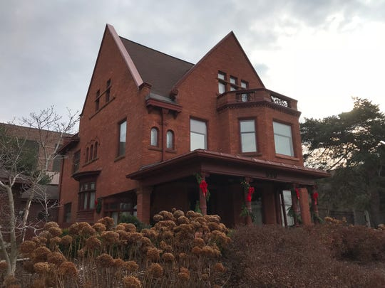 Herrmann House, the childhood home of Dr. Christian Herrmann Jr., is used by Lansing Community College as the president's residence.